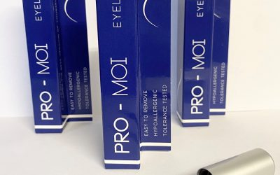 Here2Grow's formulation expertise creates eyeliner success for Pro-Moi
